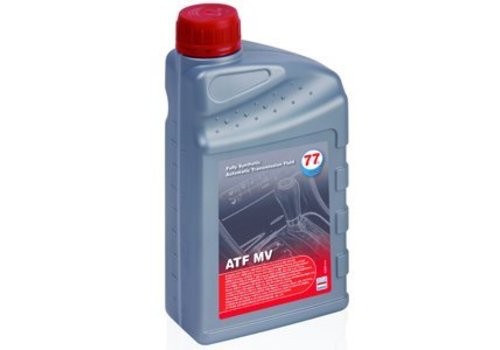 77 Lubricants ATF MV transmissievloeistof, 1 liter
