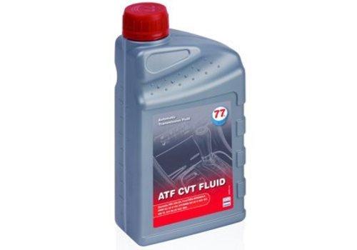 77 Lubricants ATF CVT Fluid transmissieolie, 1 liter