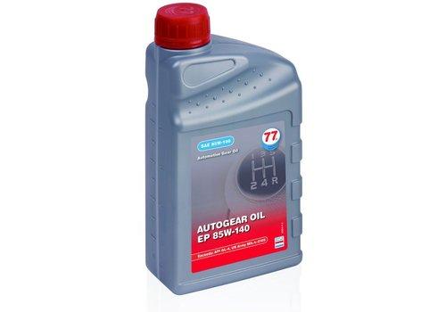 77 Lubricants 85W-140 Versnellingsbakolie, 1 liter