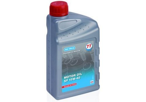 77 Lubricants Motorolie SF 15W-40, 1 lt