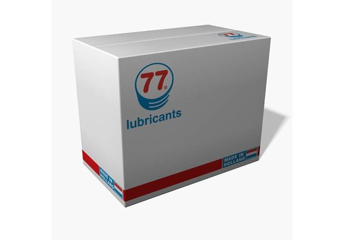 77 Lubricants Sneeuwscooter olie SYN 2T, 12 x 1 lt