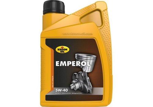 Kroon Motorolie Emperol 5W40, 1 ltr