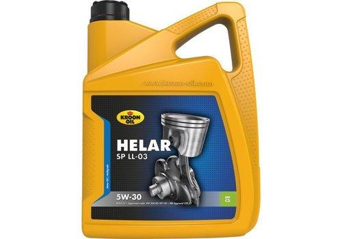 Kroon Helar SP LL-03 5W-30 - Motorolie, 5 lt
