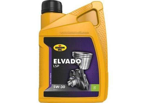 Kroon Elvado LSP 5W-30 - Motorolie, 1 lt