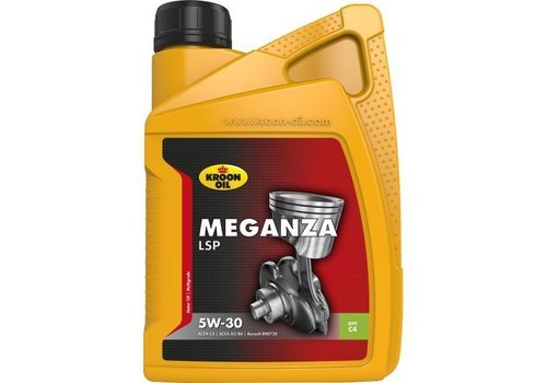 Kroon Meganza LSP 5W-30 - Motorolie, 1 lt