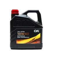 10W-40 motorolie 1001 Extra, doos, 4x4 liter