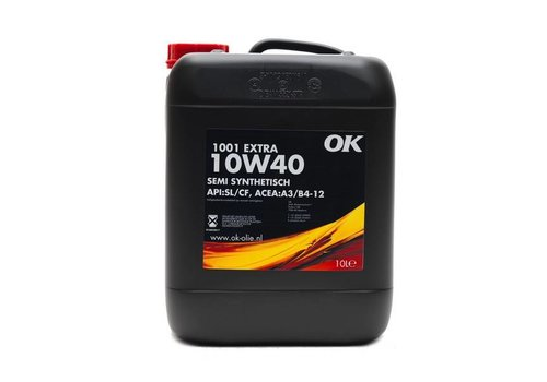 OK Olie 1001 Extra 10W-40 - Motorolie, 10 lt