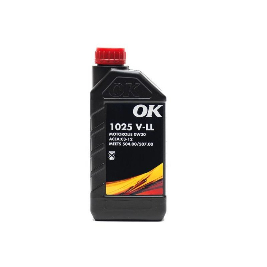 0W-30 motorolie 1025 V-LL 0W30, can 1 liter