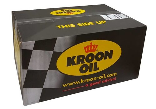 Kroon Motorolie Specialsynth MSP 5W40, doos, 4 x 5 ltr flacon can