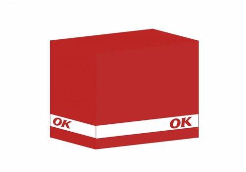 OK Olie Ruitensproeiervloeistof Winter, doos 6 x 2 ltr