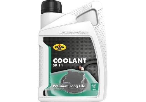 Kroon Koelvloeistof Coolant SP 14, 1 liter flacon