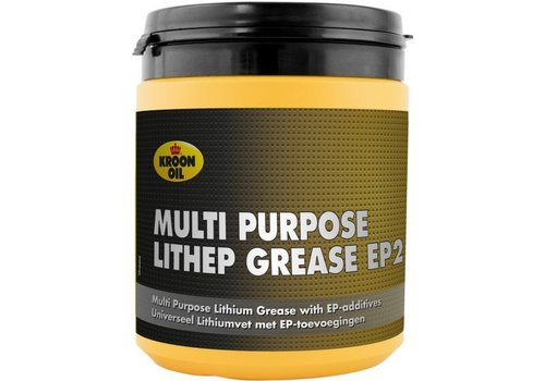 Kroon MP Lithep Grease EP2, 600 gr