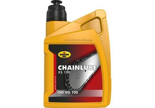 Kroon Chainlube XS 100 - Kettingzaagolie, 1 lt