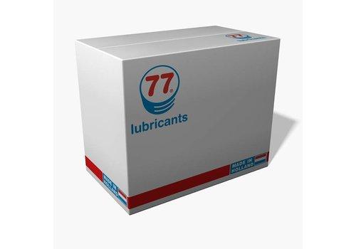 77 Lubricants Versnellingsbakolie EP 80W-90, 12x1 liter