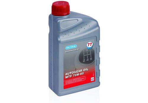 77 Lubricants Versnellingsbakolie MTF 75W80, 1 liter
