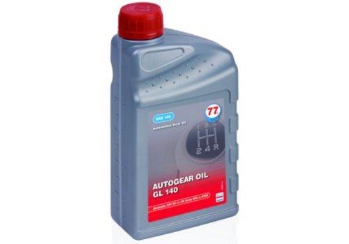 77 Lubricants Versnellingsbakolie GL 140, 1 liter