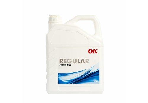 OK Olie Regular - Antivries, 5 lt