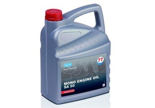77 Lubricants MONO Engine olie SA 50 - 5 ltr