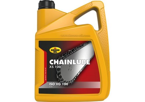 Kroon Chainlube XS 100 - Kettingzaagolie, 5 lt