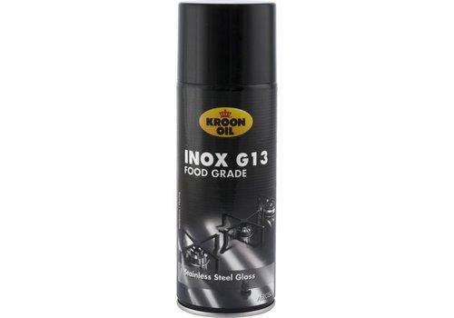 Kroon Inox G13 FG - Reinigingsmiddel, 400 ml
