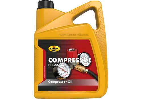 Kroon Compressol H 100 - Compressorolie, 5 lt