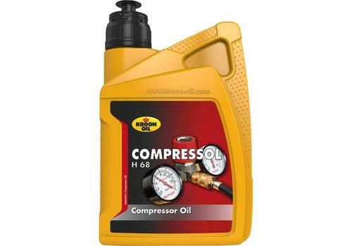 Kroon Compressol H 68 - Compressorolie, 1 lt