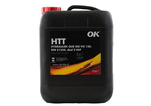 OK Olie HTT Hydrauliekolie ISO-VG 150, 10 lt