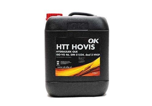 OK Olie HTT HOVIS Hydrauliekolie ISO-VG 46, 10 lt