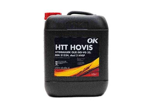 OK Olie HTT HOVIS Hydrauliekolie ISO-VG 32, 10 lt