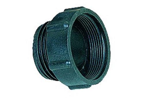 Kunststof adapter, DIN 51