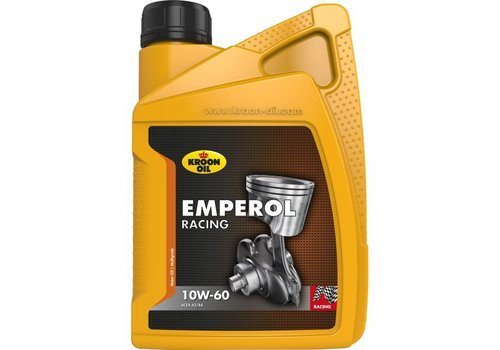 Kroon Emperol Racing 10W-60 - Motorolie, 1 lt