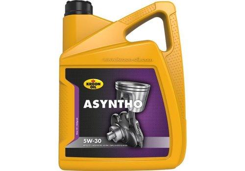 Kroon Asyntho 5W-30 - Motorolie, 5 lt