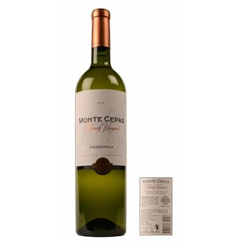 Bodega y Viñedos Lanzarini 2013 Monte Cepas Chardonnay