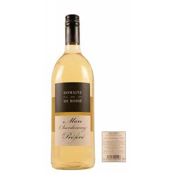 Domaine de Rodie Mon Prefere 2015 Mon Chardonnay Préféré (1,00 L)