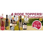 6 Rode Toppers!