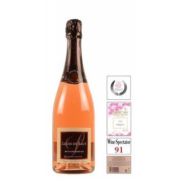 Champagne Louis de Sacy Brut Grand Cru Rosé