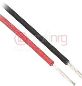 Eucasolar Kabels 6mm2 en stekkers DC (systeem < 36 panelen)
