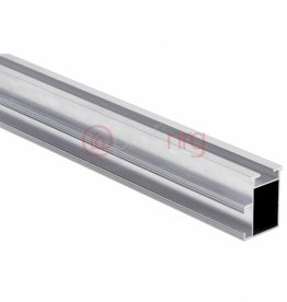 Montage aluminium rail 6,20m.