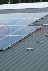 PV-systeem met Profix Sandwichplaat Plaatrail - 100 panelen