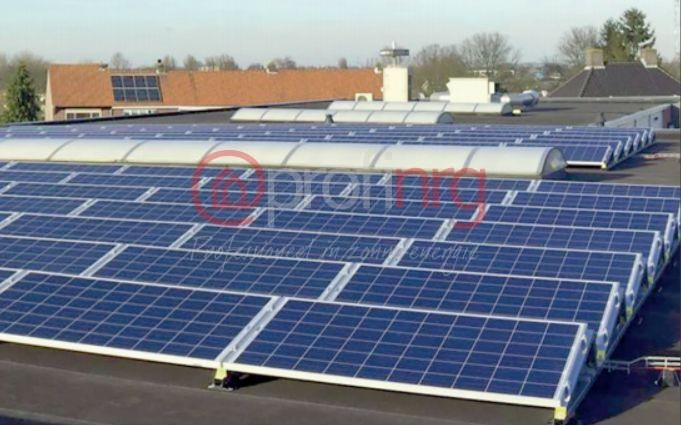 PV-systeem met Sunbeam Universal 1500 - 184 panelen