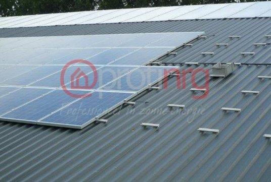 PV-systeem met Profix Sandwichplaat Plaatrail - 184 panelen