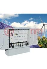 Verdeelkasten Geyer Onderverdeelinrichting 250A - incl. 6 groepen & kWh-meter