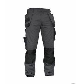 Dassy Multitaschen Bundhosen grau-schwarz
