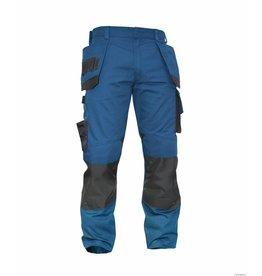 Dassy Multitaschen Bundhosen blau-grau