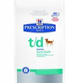 Hill's Hill's Prescription Diet Canine t/d 10 kg