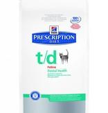 Hill's Hill's Prescription Diet Feline t/d 1.5 kg