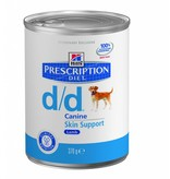 Hill's Hill's Prescription Diet Canine d/d Lamb 12x 370gr