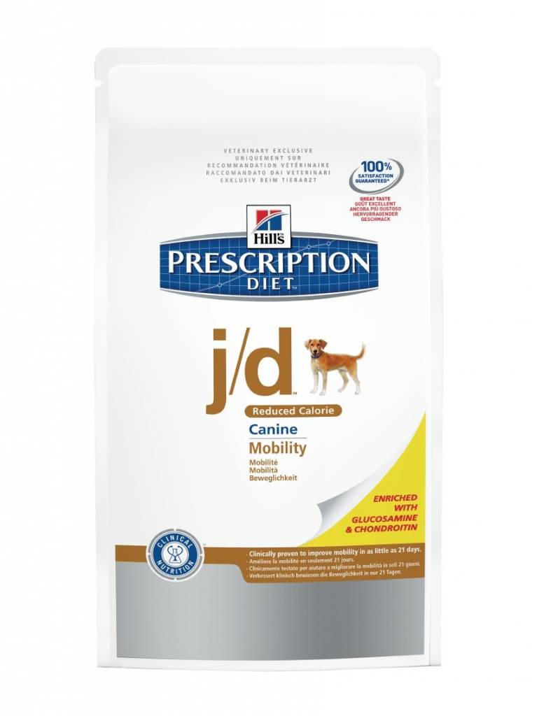 Hill's Hill's Prescription Diet Canine j/d Mini 2kg