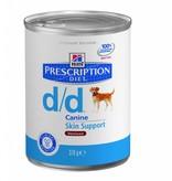 Hill's Hill's Prescription Diet Canine d/d Venison 12x370gr