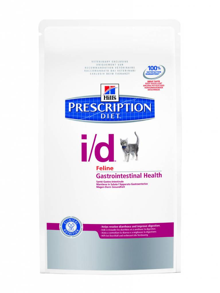 Hill's Hill's Prescription Diet Feline i/d 1,5kg